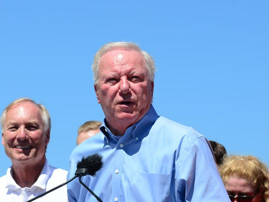 In this Daily Times file photo, Ocean City Mayor Richard