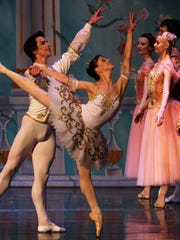 The Moscow Ballet's Great Russian Nutcracker comes to Great Falls on Sunday, Nov. 18.