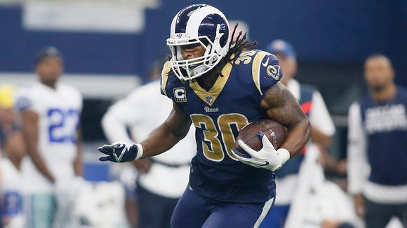 Fantasy football 2017 awards: Todd Gurley is the runaway MVP