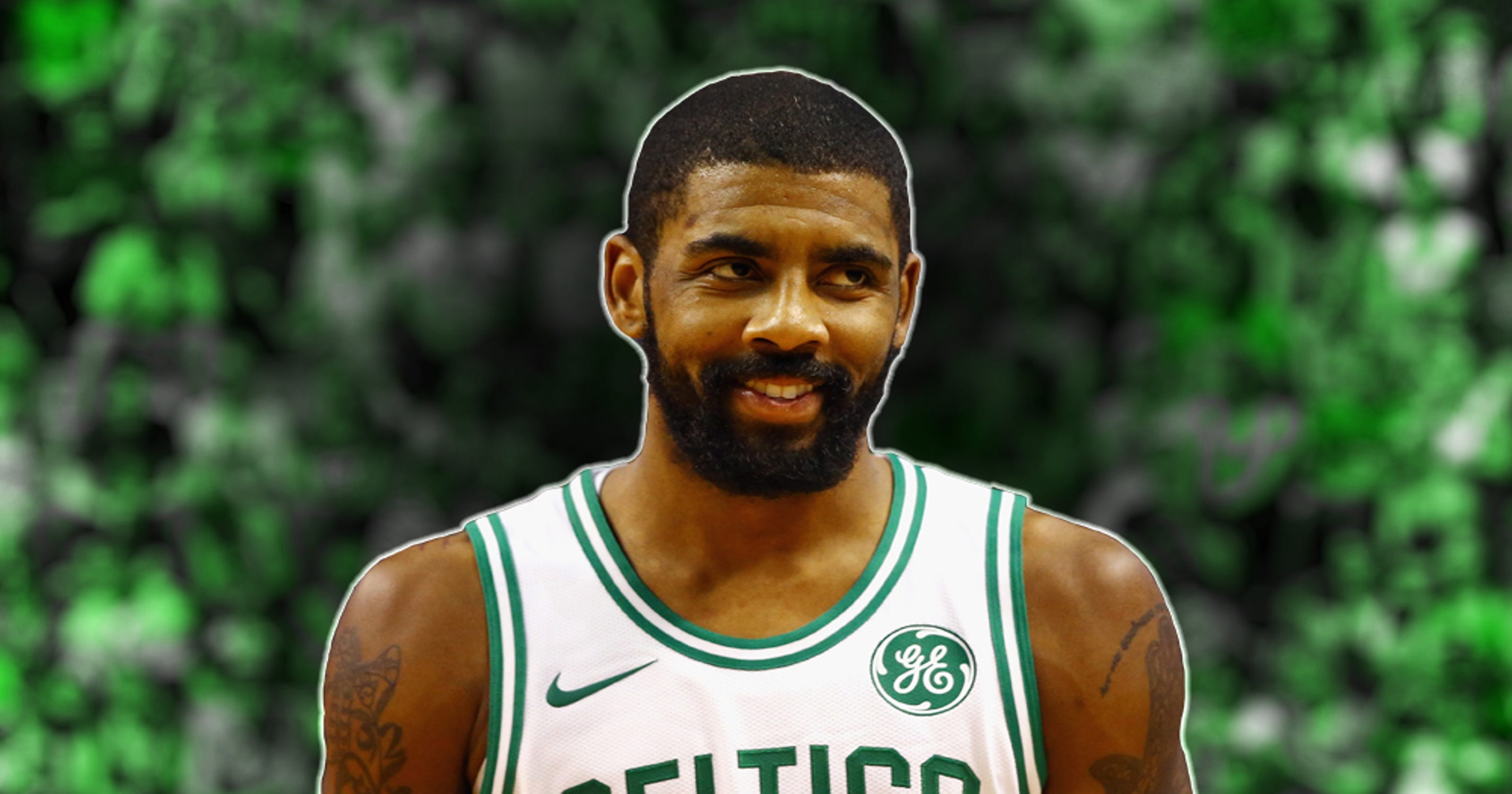 f1106dd2e114 Kyrie Irving  Celtics star making things worse with Knicks rumors