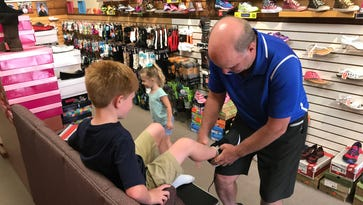 Back to school brings shoppers back to stores