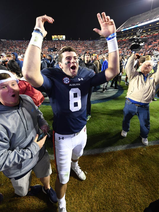 Image result for auburn and Georgia usa today
