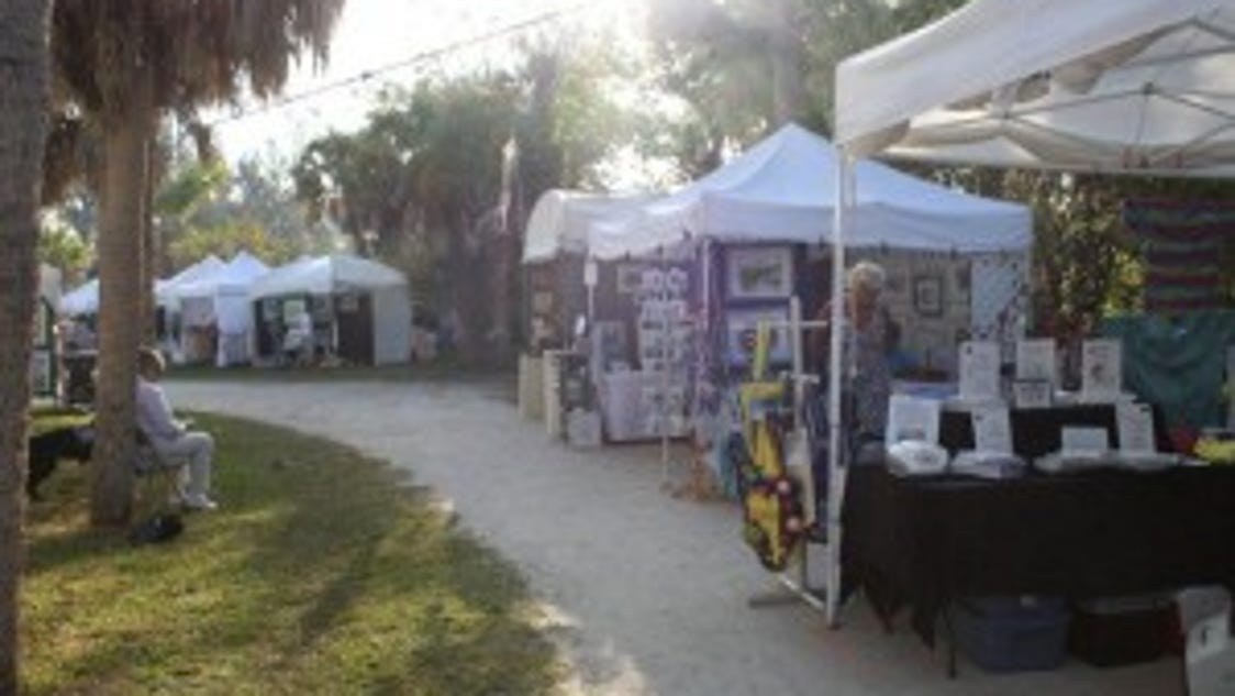 Sanibel arts crafts fair expects to draw 100 plus artists for Craft fair fort myers