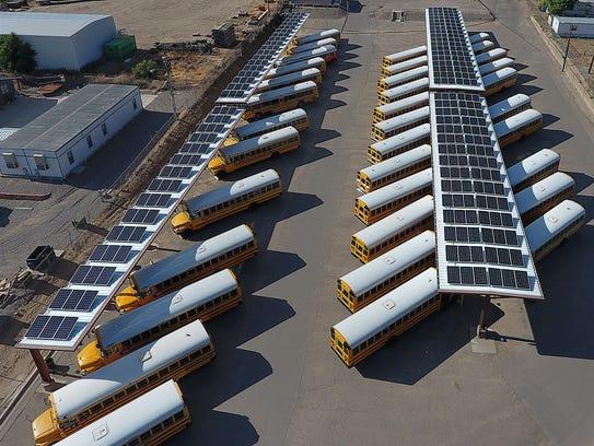 Aztec School District Investing In Solar Energy