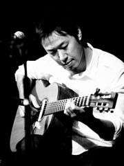 Japanese guitarist Hiroya Tsukamoto performs Saturday