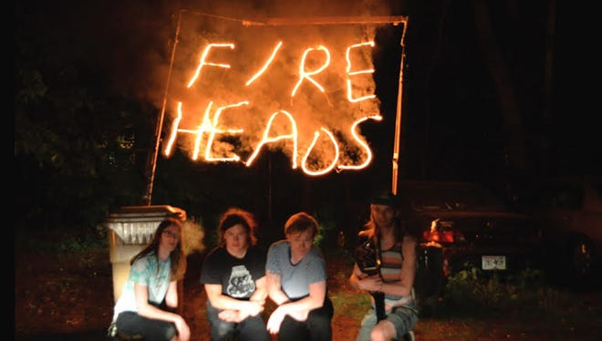 Fire Heads is performing at Chizuko Thursday, Nov. 9, at 9 p.m.