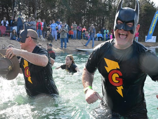 The 2nd Annual Polar Plunge will benefit the Special