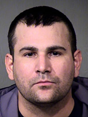 Former Tempe police officer Garrett Michael Peterson was found dead early Monday morning in a Yuma jail cell.