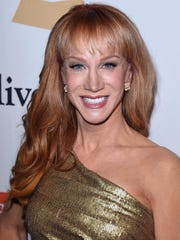 Comic Kathy Griffin will be honored at the first Palm Springs International Comedy Festival
