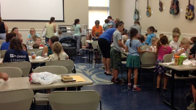 Kenton County Public Library branches are hosting free lunches for students this summer.