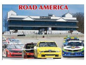 You could win 2 VIP Suite tickets to the NASCAR Xfinity Series race at Road America. Enter 7/24-8/21