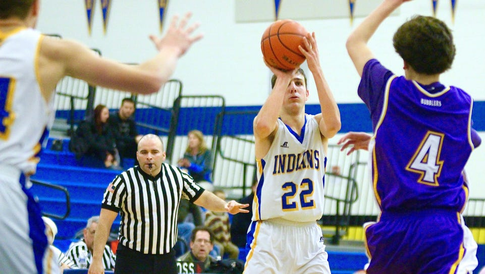 Waynesboro's Mitch Neterer (22) has picked up his offensive