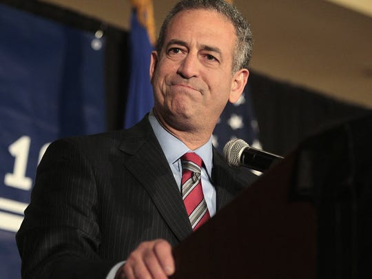 Democrat Russ Feingold, who is trying to unseat Republican