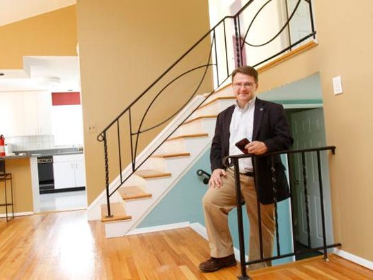Philip Faranda, president of the Hudson Gateway Multiple Listing Service and owner of J. Philip Real Estate in Briarcliff Manor.