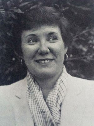 Marion Mills, ballet school founder and artistic director.