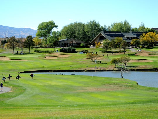 Wildcreek Golf Course in 2010.