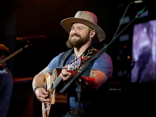 Zac Brown Band has either headlined Alpine Valley or