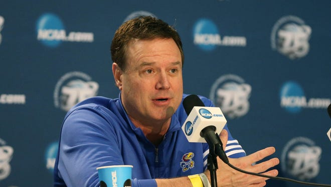 Kansas Jayhawks coach Bill Self welcomes in perhaps his best recruiting class ever.