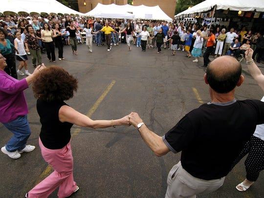 The Greek Festival returns to Annunciation Greek Orthodox Church on East Avenue.