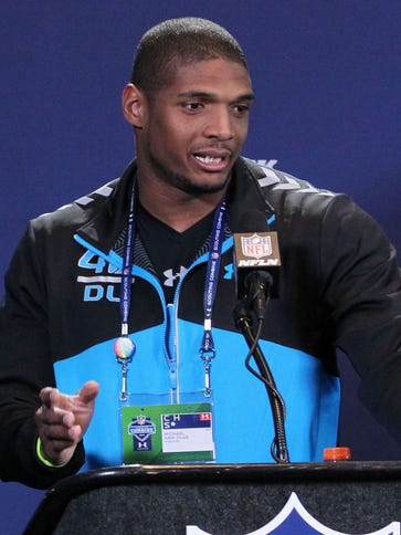 In a recent interview with 'GQ,' Michael Sam, the NFL's