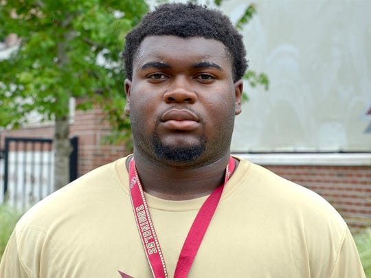 Offensive lineman Christian Meadows, from Georgia, committed to Florida State's 2018 class on Friday.