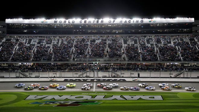 After Thursday night's qualifying races, the lineup is set for the 2018 Daytona 500.