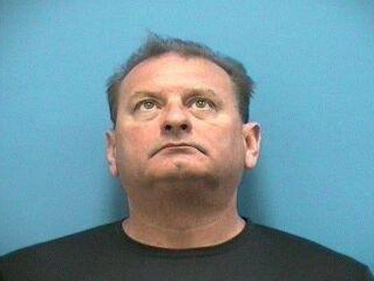 Craig Danzig jail crime mugshot