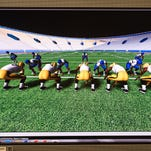 When virtual reality collides with football