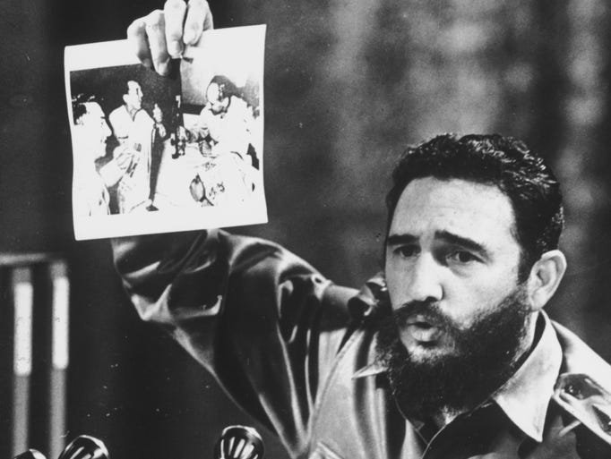 fidel castro s role cuban revolution evaluation castro s r