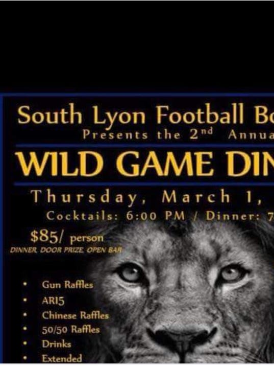 South Lyon Football Fundraiser