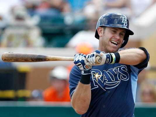 USP MLB: TAMPA BAY RAYS AT DETROIT TIGERS S BBA USA FL