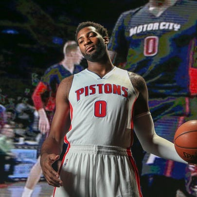 For the first time, Andre Drummond took off-season