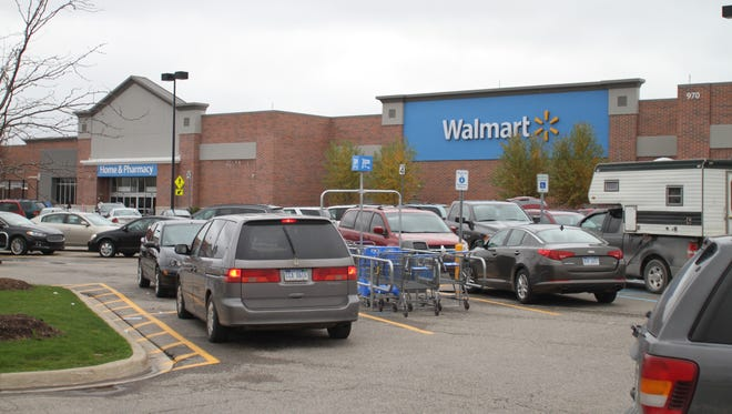 The Walmart Supercenter in Fowlerville now has a vision center, fabrics department and 12 self-scan registers.