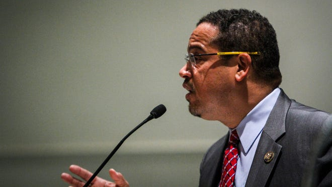 Rep. Keith Ellison (D-MN) is a candidate to lead the Democratic National Committee.