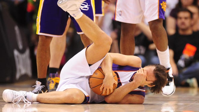 The Suns haven't been in the NBA playoffs since Steve Nash led the team to the Western Conference Finals in 2010.