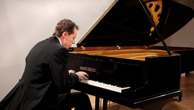 The Morristown National Historic Park offers an ongoing series of performances by Hungarian pianist Peter Toth