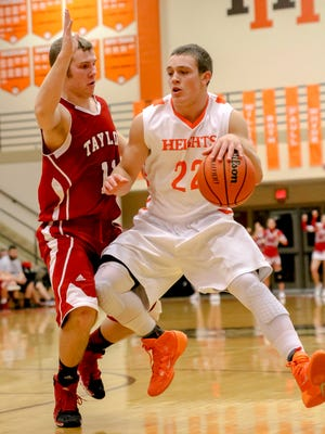 Hamilton Heights senior Grant Weatherford will sign with Purdue on Wednesday.