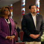 Mayor who led Ferguson through unrest after Michael Brown's death re-elected