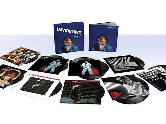 "David Bowie's ""Who Can I be Now (1974-1976)"" is a must-have for fans."