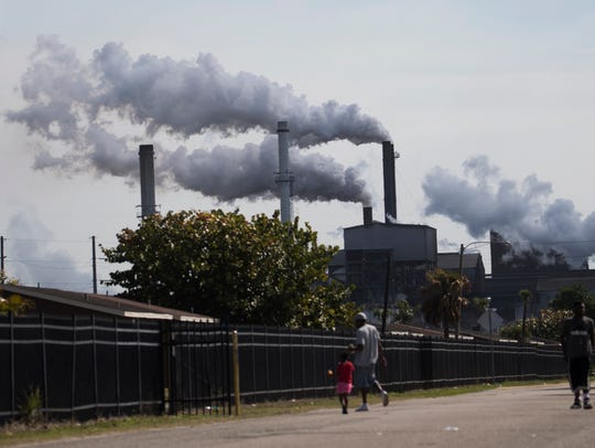 Production at the U.S. Sugar refinery continues on