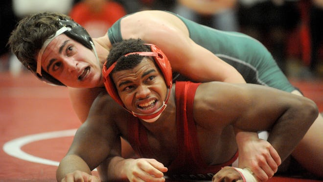 Paulsboro's Zach Richard and Clearview's Henry Eisenhart, two of The Mat Pack's Top 5 wrestlers at 170 pounds, are among some of the best potential District 29 playoff matchups this weekend.