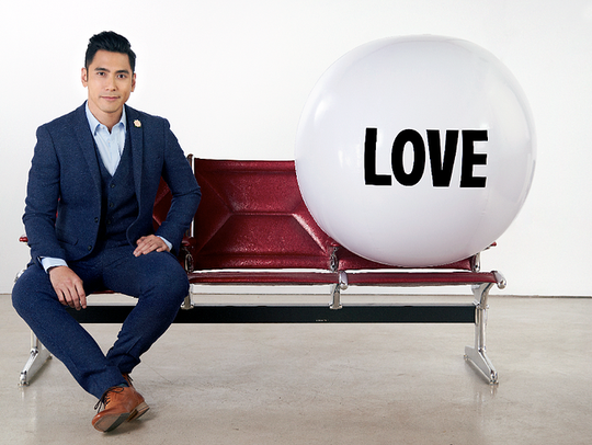 Matchmaker David Cruz doesn't buy the common belief