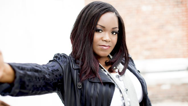 Shemekia Copeland has a show with the Dirty Bourbon Blues Band Thursday, May 17, at Funk 'N Waffles.