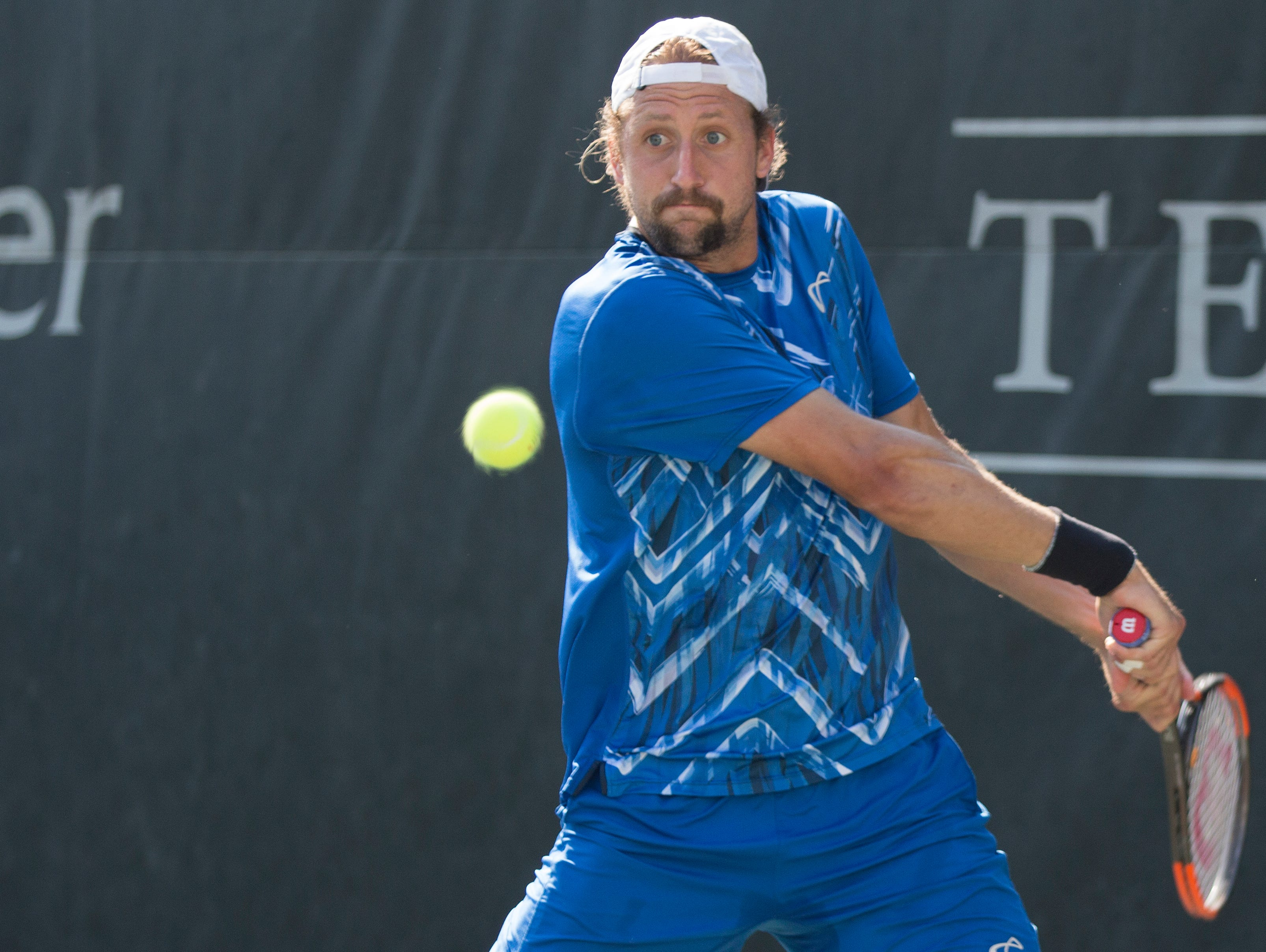 Former Vol tennis player Tennys Sandgren earned a wild card into the main draw of the French Open by winning the Roland Garros Wild Card Challenge.