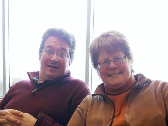Joe and Ellen Fee