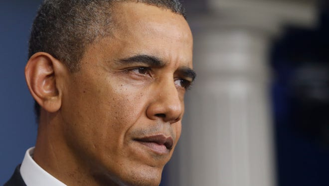 President Obama at a Dec. 20 news conference.