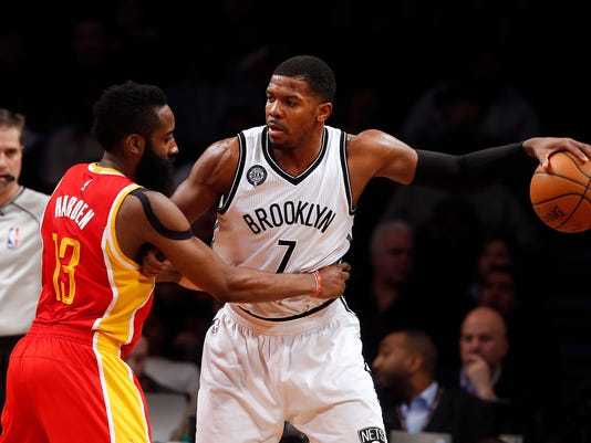 Joe Johnson, James Harden