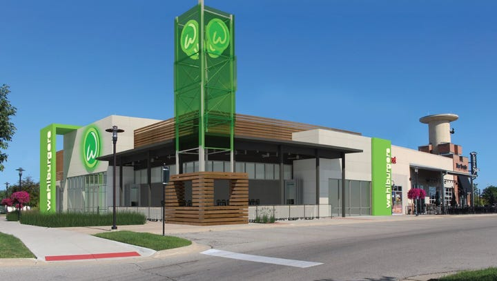 Hy-Vee's Wahlburgers restaurant ready for September opening