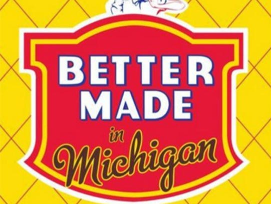 """Better Made in Michigan: The Salty Story of Detroit's"