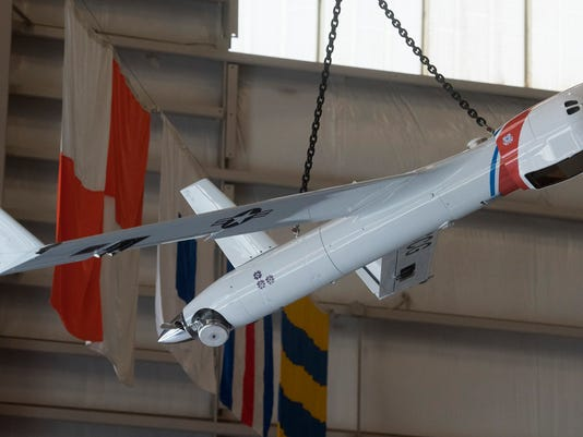 scaneagle drone donated to pensacola s national naval aviation museum